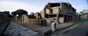 Gestion residuos en Roma. Herculano