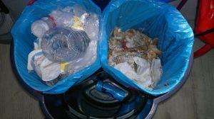 Separar residuos en casa