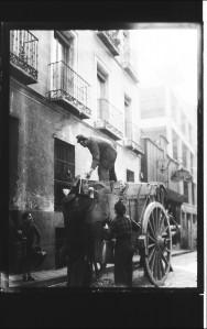 Recogida en Madrid